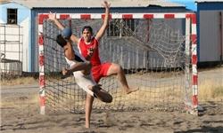 ۶ مازندرانی به اردوی تیم ملی هندبال ساحلی دعوت شدند
