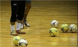 گروه بندی مسابقات فوتسال اقایان تعیین شد