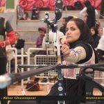 نفرات برتر مسابقات تیراندازی با کمان جام فجر درمازندران مشخص شد