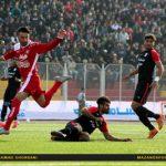 تصاویر پیروزی شیرین نساجی مازندران برابر ایرانجوان بوشهر از نگاه دوربین مازنداسپرت /عکاس :احمدقربانی