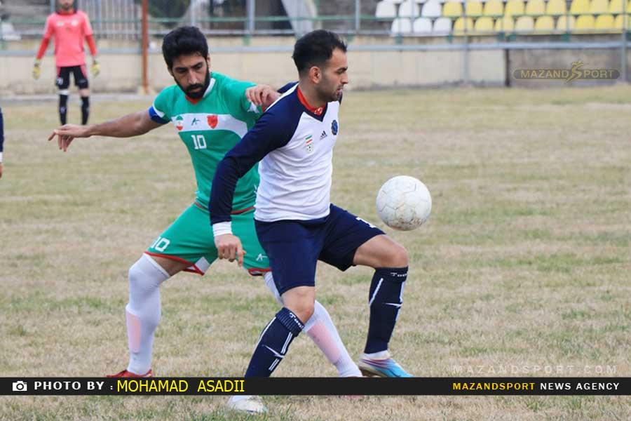 گزارش تصویری  دیدارشهدای ساری و ملی پوشان تبریز/عکاس:محمد اسدی