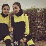 پیوستن خواهران فرزانه به تیمی گیلانی