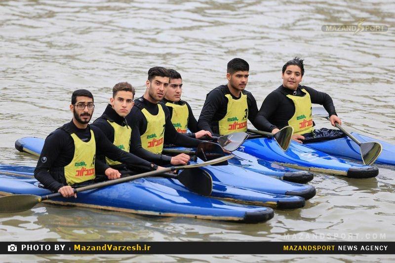 اولین جشنواره ورزشهای آبی شهرستان بابلسر باشکوه برگزار شد