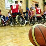 پیروزی تیم ملی بسکتبال با ویلچر مقابل شهروند آمل در دیداری تدارکاتی