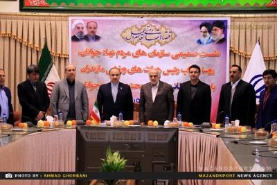 در نشست صمیمی سازمان های مردم نهاد، روسا و نواب رئیسان هیات های ورزشی مازندران چه گذشت !؟