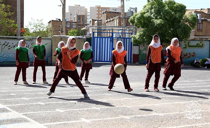 مسابقه ی دژابال به میزبانی روستای بایع کلا در نکا برگزار شد