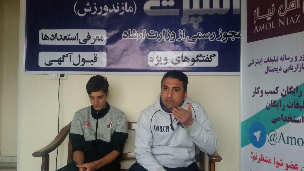 مجید کاویانپور :در مسائل فوتبال پایه مدیران و مربیان باید وجدان کاری داشته باشند