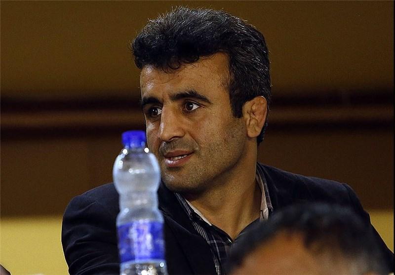 مراد محمدی سر مربی تیم کشتی آزاد ترکمنستان شد