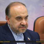 وزیر ورزش در مراسم تجلیل از قهرمانان مازندرانی حضور نیافت !