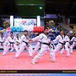 همایش بزرگ تکواندو مازندران برگزار شد