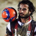 بهترین دروازبان فوتبال ساحلی جهان به تیم شهریار ساری پیوست + عکس