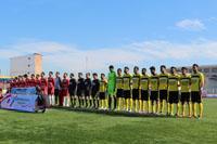 شکست نساجی مقابل تیم بحران زده فجر شهیدسپاسی شیراز