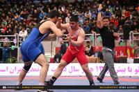 افتتاحیه مسابقات کشتی جام شهید هاشمی نژاد در بهشهر /عکاس :احمدقربانی