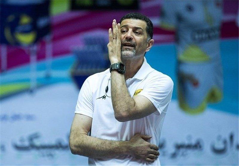 عطایی: در بحرین قدرت والیبال ایران را به نمایش میگذاریم