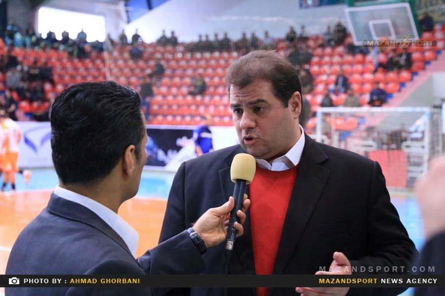 سعید نجاریان :معتقدم با برگزاری پلی آف تیم بی انگیزه ای در لیگ نخواهیم داشت