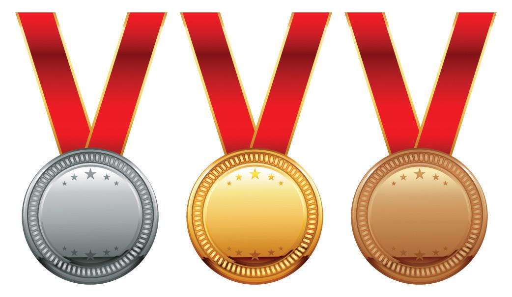 کسب ۴۹۰ مدال جهانی و آسیایی توسط ورزشکاران مازندرانی در سال ۹۶