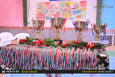 مسابقات و اختتامیه تکواندو لیگ نوجوانان و امید مردان  مازندران /عکاس:احمدقربانی