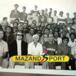 اولین کلاس مربیگری در مازندران چه زمانی برگزار شد!؟ + عکس