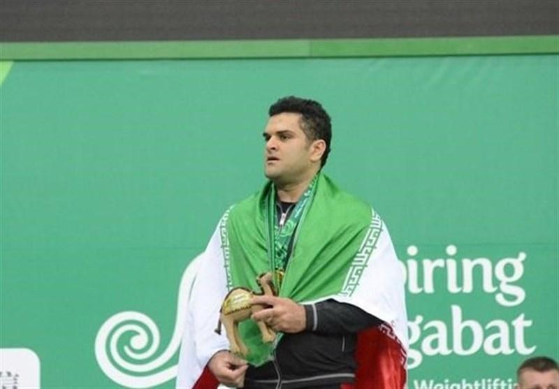 محمد رضا براری: مدالم را به شهدای مرزبان تقدیم میکنم