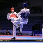 احمد نریمانی از مازندران به طلای رقابتهای پاراتکواندوی قهرمانی آسيا رسيد