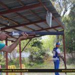 گزارش تصویری مسابقات تیراندازی تراپ در ارودگاه شهید قلیزاده رامسر