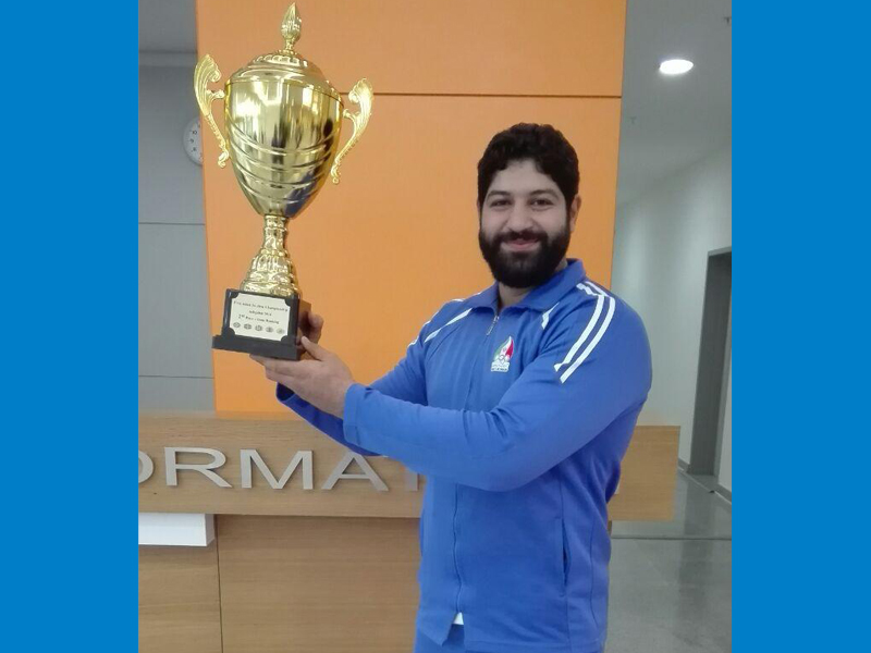 اولین مدال ورزش مازندران در بازیهای آسیایی ترکمنستان در جوجیتسو کسب شد