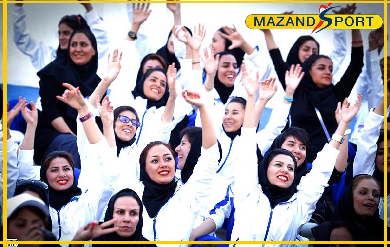 وفور استعداد و کمبود امکانات در ورزش بانوان مازندران !