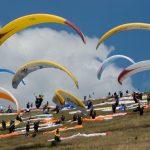 برگزاری اردوی آمادگی تیم ملی پاراگلایدر در ساری