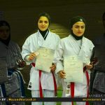 تیم کاراته بانوان مازندران مقام سوم را كسب كرد + تصاویر