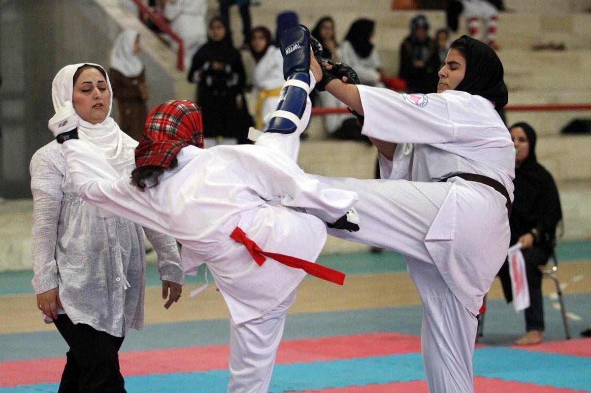 هفت مدال رنگارنگ اميدهاى دختر مازندران در انتخابى سنندج