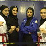 ۸ کاراته کار مازنی جواز حضور در اردوی تیم ملی را کسب کردند + عکس