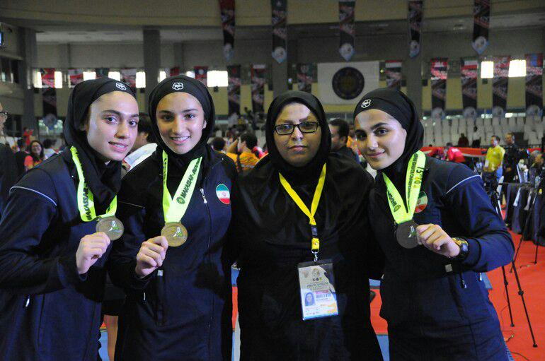اعظم ملایم :تیم های مازندران و اصفهان به مرحله ی نهایی صعود کردند