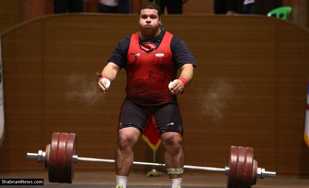 بهادر دلسرد رفت/خداحافظی نایب قهرمان جهان با دنیای وزنهبرداری !