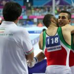 خناری نژاد:کار این مردان بهشتی با چیزی قابل مقایسه نیست/ هر مدال که کسب کردم تقدیم مدافعان حرم میکنم