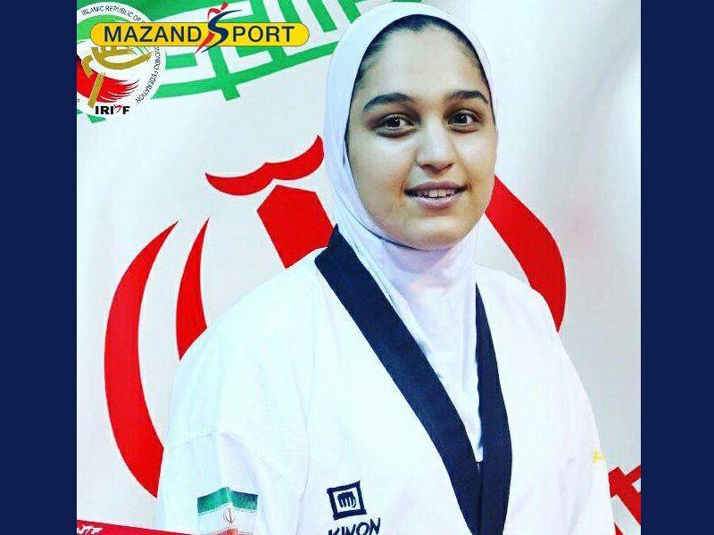 پوراسماعیل:قول میدهم در المپیک حضور داشته باشم/بالا بردن پرچم ایران با حجاب آرامش بخشه !