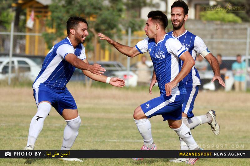 شهدای بابلسر به لیگ دسته دوم فوتبال کشور صعود کرد