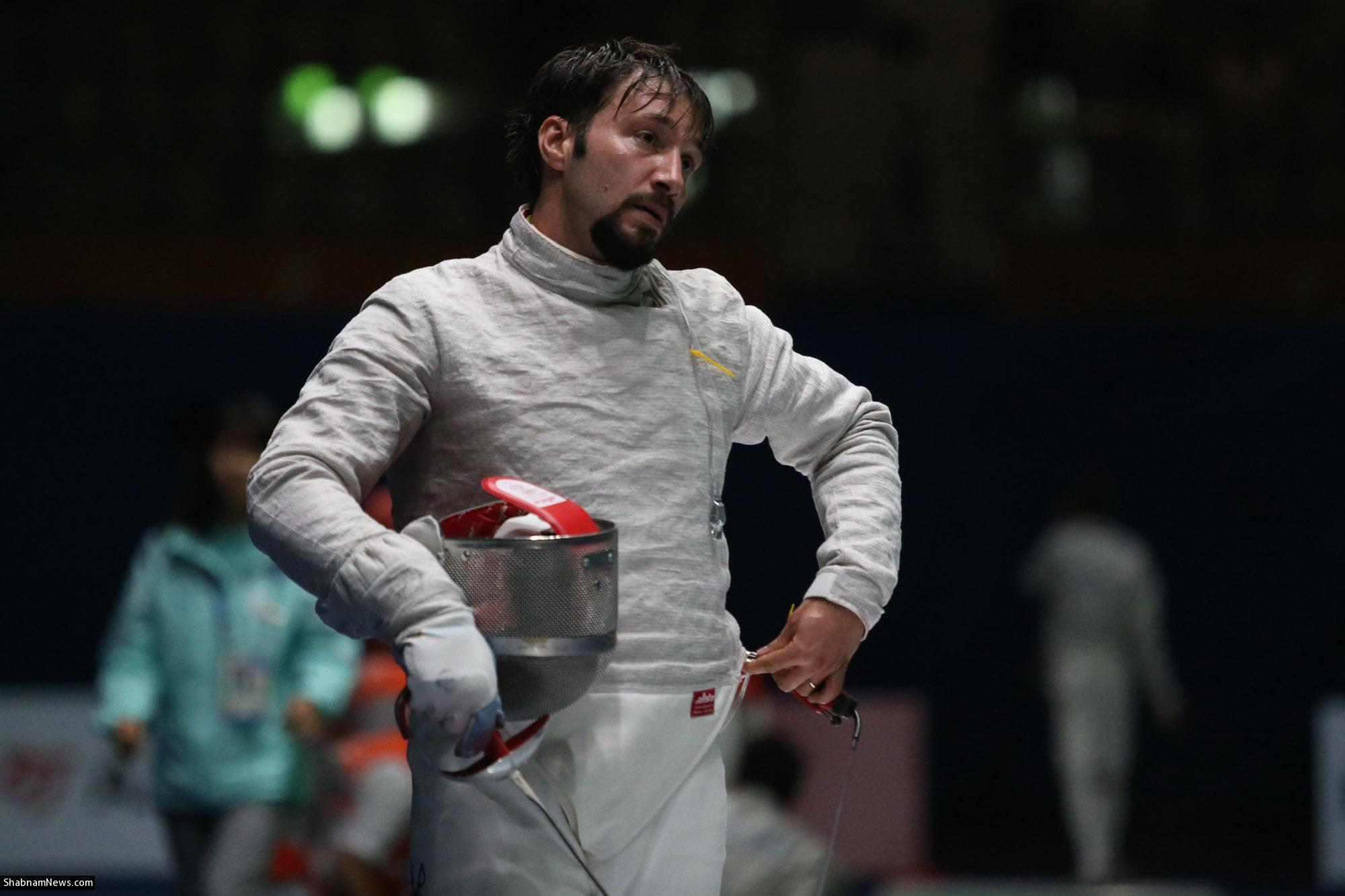 مجتبی عابدینی: هدفم کسب مدال طلای بازی های آسیایی جاکارتا است