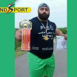 ورزشکار رامسری قهرمان مسابقات قویترین مردان کاپ آزاد شمال کشورشد