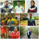 ۷ ورزشکار و یک مربی مازندرانی به اردوی تیم ملی کبدی دعوت شدند + عکس