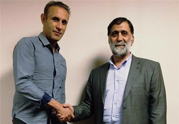 خبر سرمربیگری گلمحمدی به طور رسمی اعلام شد+ عکس