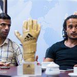 احمدزاده: شیرهای پابرهنه هستیم/ حسینی: جذابترین تیم جهان هستیم چون بچهها همیشه روی هوا هستند!