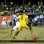 پیروزی پرگل شهریار ساری برابر یاران نجف آباد /عکاس:احمدقربانی