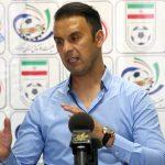 پاشازاده:میخواهم با نساجی انقلابی در فوتبال بهپا کنم !