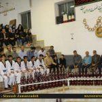 هفتمین یادواره شهدای ورزشکار در رامسر برگزار شد