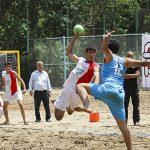 اعلام آمادگی ۱۰ تیم برای مسابقات هندبال ساحلی منطقه شمال کشور در نوشهر