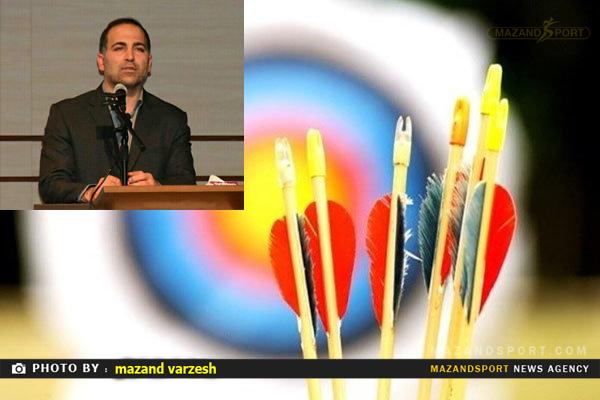برگزاری اردوی آمادگی تیم ملی تیراندازی با کمان در استان مازندران
