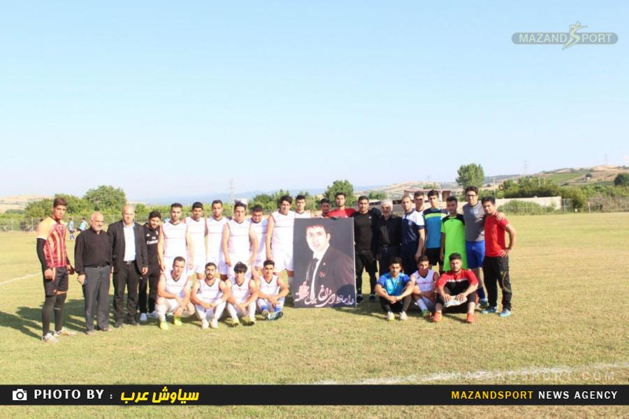 دیدار دوستانه بازیکنان منتخب لیگ با  تيم شهروند سورك