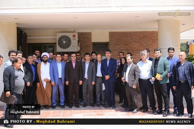 مجمع سالیانه هیات انجمن های ورزشی مازندران در بابلسر برگزار شد