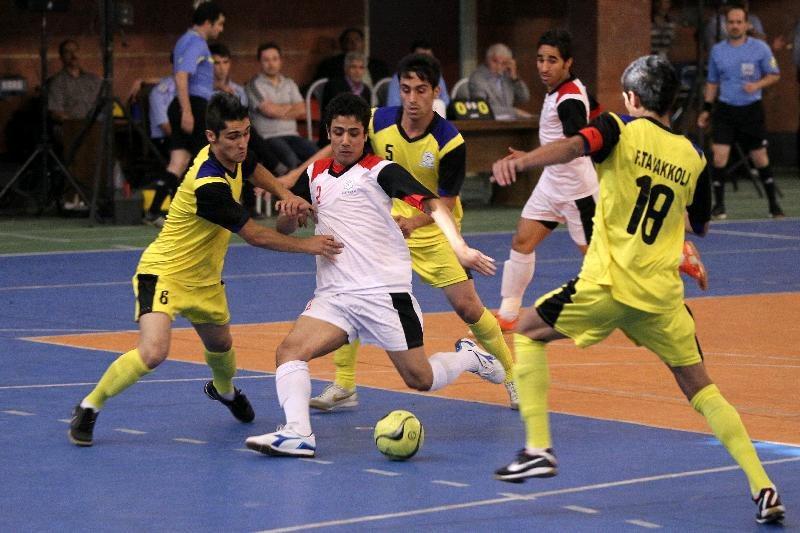 دور برگشت لیگ برتر فوتسال امیدهای کشور/ رقابت ۶ تیم به میزبانی شهروند ساری