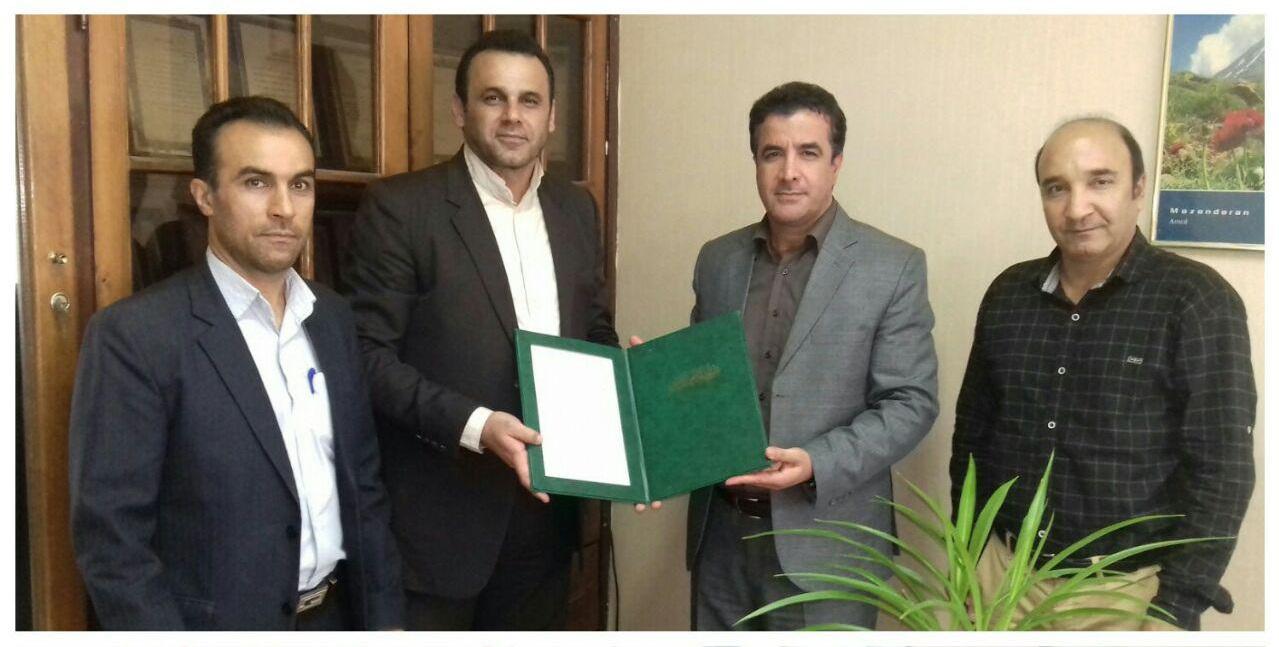 سرپرست جدید کمیته کشتی لوچو استان مازندران مشخص شد + عکس